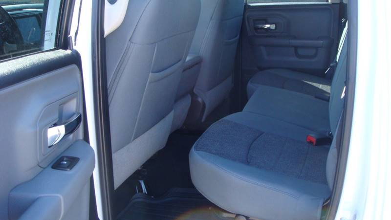 2016 RAM Ram Pickup 1500 4x4 Big Horn 4dr Quad Cab 6.3 ft. SB Pickup - Marietta OH