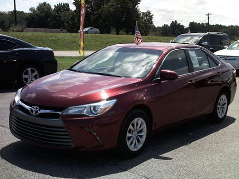 2015 Toyota Camry for sale in Covington, TN