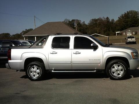 2012 Chevrolet Avalanche for sale in Covington, TN