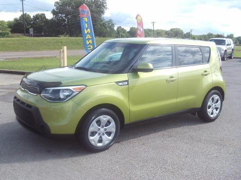 2015 Kia Soul for sale in Covington, TN