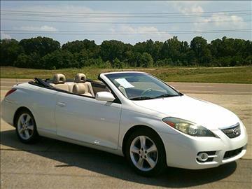 2007 Toyota Camry Solara for sale in Covington, TN