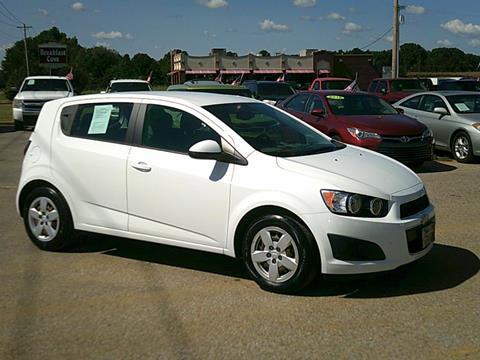 2014 Chevrolet Sonic for sale in Covington, TN