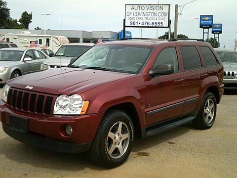 2007 Jeep Grand Cherokee for sale in Covington, TN