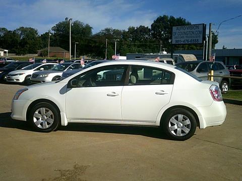 2012 Nissan Sentra for sale in Covington, TN
