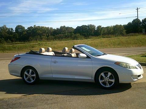 2006 Toyota Camry Solara for sale in Covington, TN