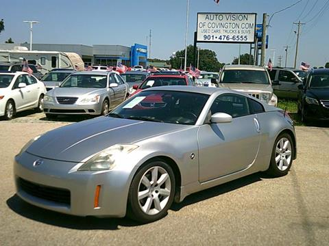 Nissan 350Z For Sale in Corinth, MS - Carsforsale.com