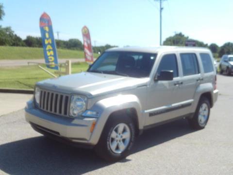 2011 Jeep Liberty for sale in Covington, TN