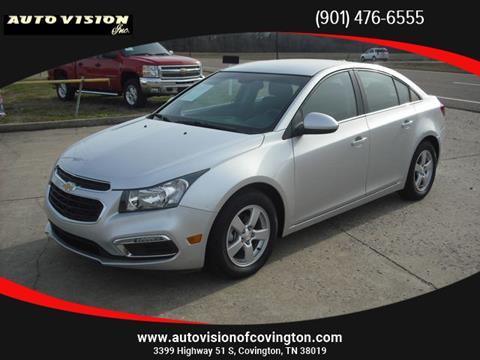 2016 Chevrolet Cruze Limited for sale in Covington, TN