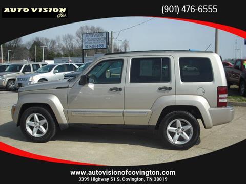 2010 Jeep Liberty for sale in Covington, TN