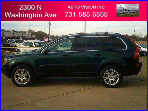 2003 Volvo XC90 for sale at Auto Vision Inc. in Brownsville TN