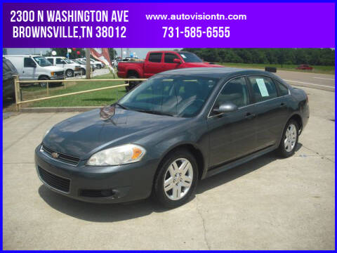 2011 Chevrolet Impala for sale in Brownsville, TN