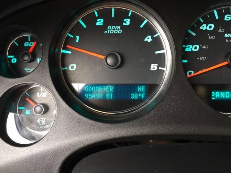 2012 GMC Sierra 3500HD (image 14)