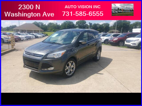 2015 Ford Escape for sale at Auto Vision Inc. in Brownsville TN