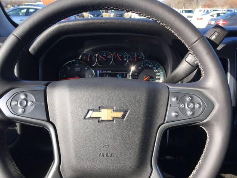 2016 Chevrolet Silverado 1500 (image 14)