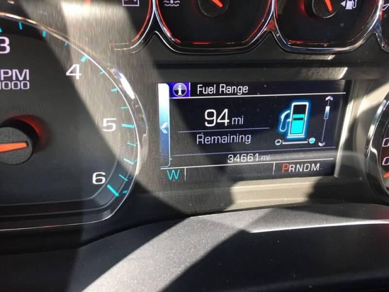 2016 Chevrolet Silverado 1500 (image 15)