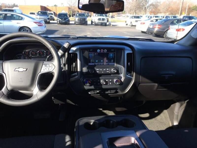 2016 Chevrolet Silverado 1500 (image 9)