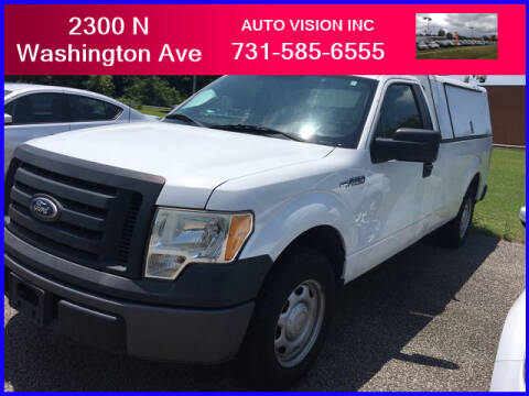 2010 Ford F-150 for sale at Auto Vision Inc. in Brownsville TN