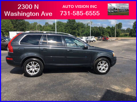 2013 Volvo XC90 for sale at Auto Vision Inc. in Brownsville TN