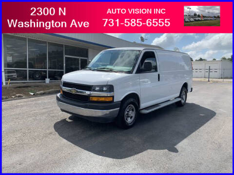 2019 Chevrolet Express Cargo for sale at Auto Vision Inc. in Brownsville TN