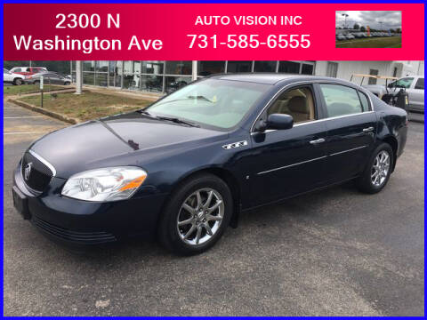 2006 Buick Lucerne for sale at Auto Vision Inc. in Brownsville TN