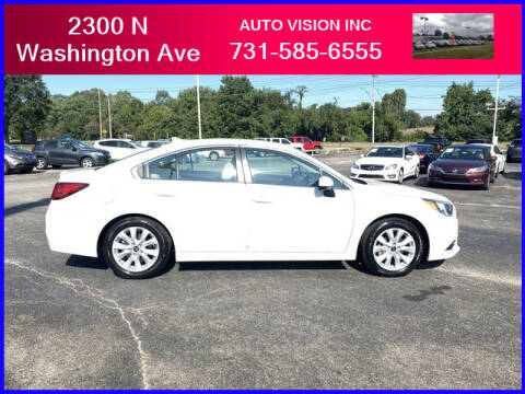 2016 Subaru Legacy for sale at Auto Vision Inc. in Brownsville TN