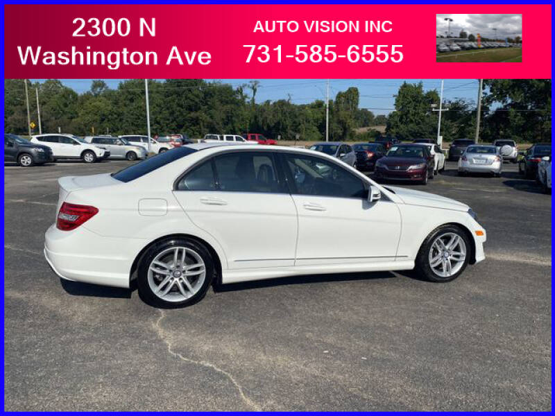 2014 Mercedes-Benz C-Class for sale at Auto Vision Inc. in Brownsville TN