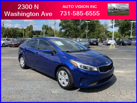2017 Kia Forte for sale at Auto Vision Inc. in Brownsville TN