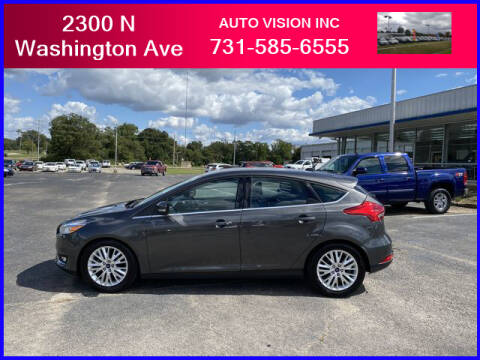 2016 Ford Focus for sale at Auto Vision Inc. in Brownsville TN