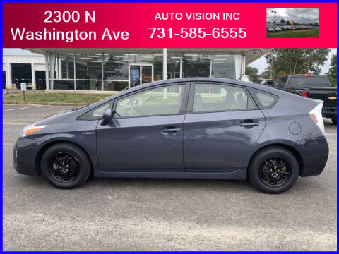 2013 Toyota Prius for sale at Auto Vision Inc. in Brownsville TN