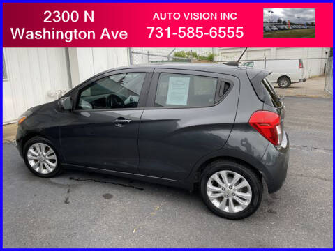 2017 Chevrolet Spark for sale at Auto Vision Inc. in Brownsville TN