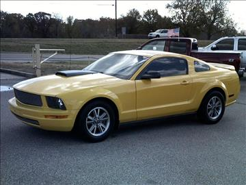 2005 Ford Mustang for sale in Covington, TN