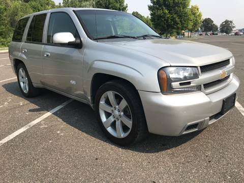 2007 Chevrolet TrailBlazer for sale at Elite 1 Auto Sales in Kennewick WA