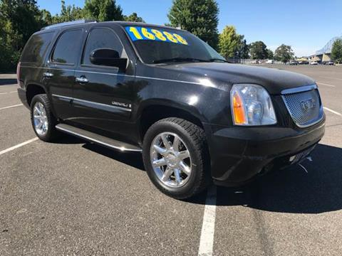 2008 GMC Yukon for sale at Elite 1 Auto Sales in Kennewick WA