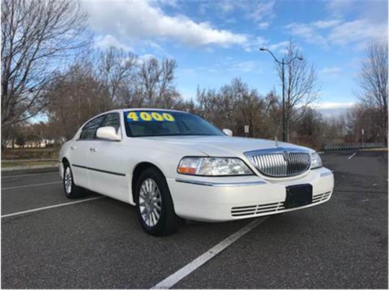 2003 Lincoln Town Car Executive In Kennewick Wa Elite 1 Auto Sales