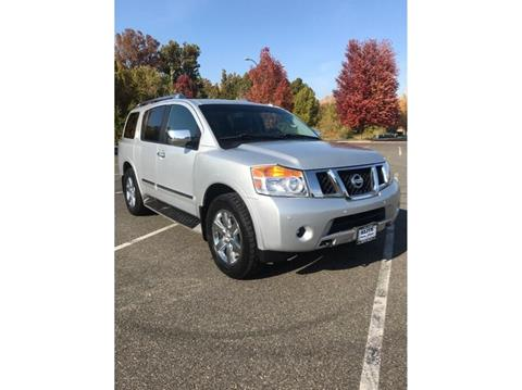 2011 Nissan Armada for sale at Elite 1 Auto Sales in Kennewick WA