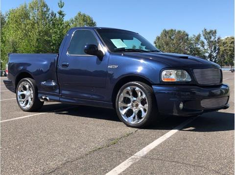 2002 Ford F-150 SVT Lightning for sale in Kennewick, WA