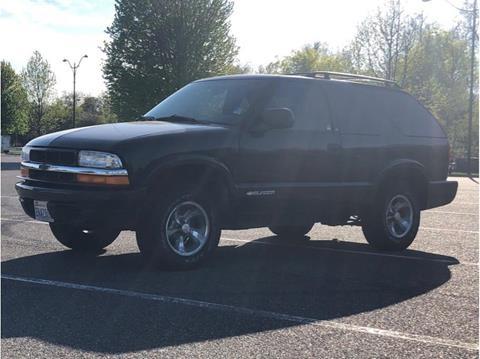1999 Chevrolet Blazer for sale in Kennewick, WA