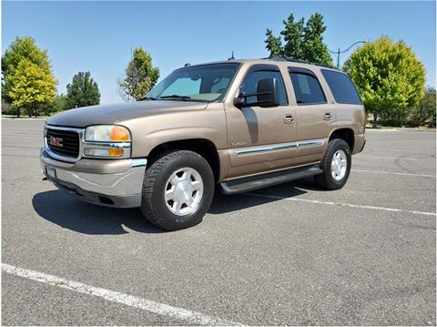 2004 GMC Yukon for sale at Elite 1 Auto Sales in Kennewick WA