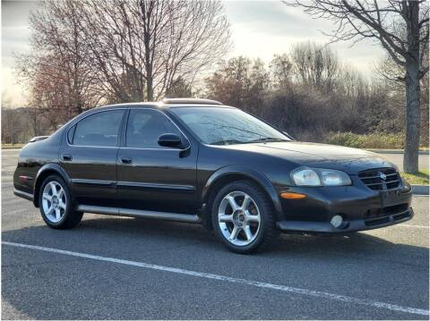 2001 Nissan Maxima for sale at Elite 1 Auto Sales in Kennewick WA