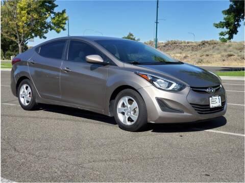 2014 Hyundai Elantra for sale at Elite 1 Auto Sales in Kennewick WA