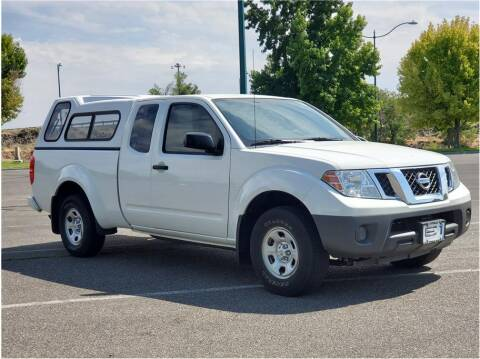 2018 Nissan Frontier for sale at Elite 1 Auto Sales in Kennewick WA