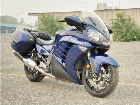 2013 Kawasaki Concours 14 ABS for sale at Elite 1 Auto Sales in Kennewick WA