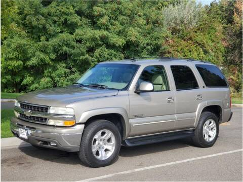 2002 Chevrolet Tahoe for sale at Elite 1 Auto Sales in Kennewick WA