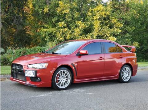 2010 Mitsubishi Lancer Evolution for sale at Elite 1 Auto Sales in Kennewick WA