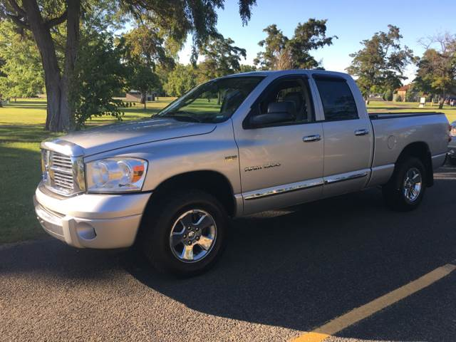 2007 Dodge Ram Pickup 1500 for sale at Elite 1 Auto Sales in Kennewick WA