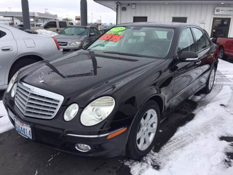 2008 Mercedes-Benz E-Class for sale at Elite 1 Auto Sales in Kennewick WA