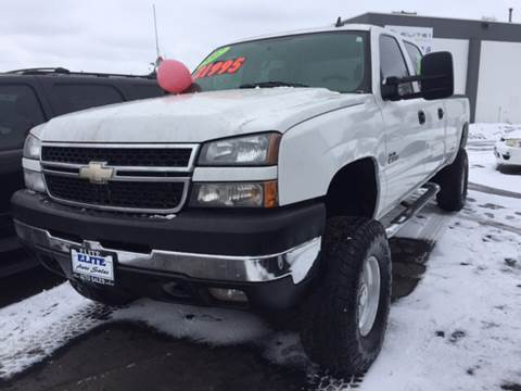 2007 Chevrolet Silverado 3500 Classic for sale at Elite 1 Auto Sales in Kennewick WA