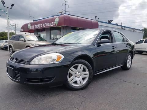 2011 Chevrolet Impala for sale in Wayne, MI