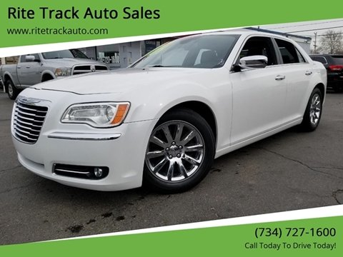 2012 Chrysler 300 for sale in Wayne, MI