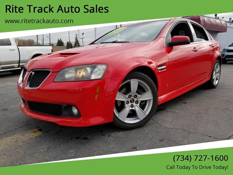 2009 Pontiac G8 for sale in Wayne, MI